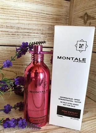 Montale pink extasy 100мл, тестер