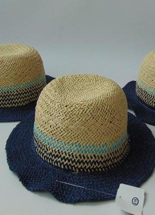 Летняя шляпка панама панамка c&a  германия 104-122, 128-152, 158-176