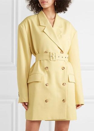 Роскошный пидак блейзер пальто