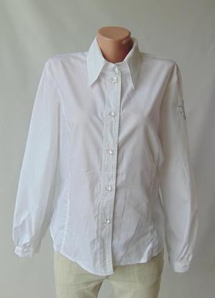 Белая рубашка twin montella 18 р.