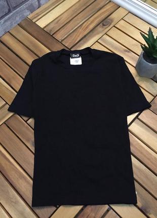 Оригинальная винтажная футболка от dolce & gabbana