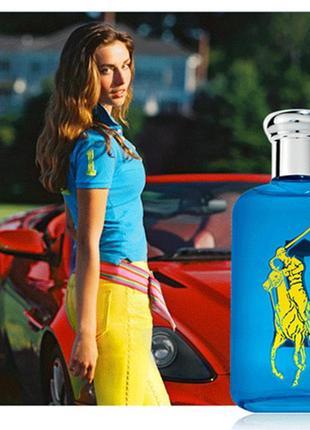 Летний аромат ( остаток из 50 ml) big pony 1 for women ralph lauren