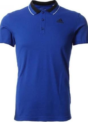 Футболка adidas polo essentials