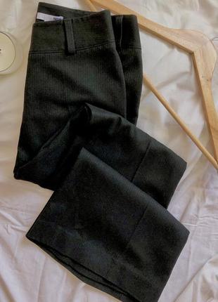 Классические брюки клёш