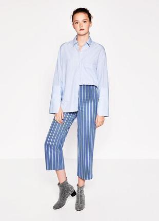 Кюлоти zara, брюки женские, штани жіночі