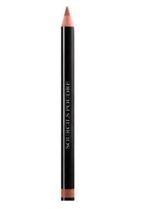Пудровый карандаш для бровей dior sourcils poudre eyebrow pencil 653 blond тестер