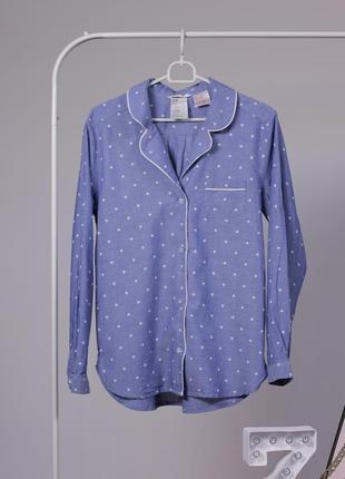 Піжамна сорочка в зірочки hm