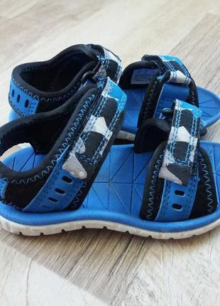 14,5см-22р clarks сандалии босоножки на мальчика.