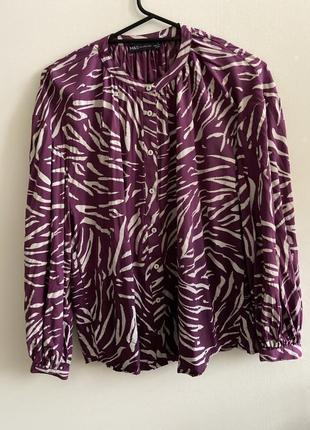 Блуза marks&spencer p. 10/38 #676 новое поступление🎉🎉🎁 1+1=3🎁
