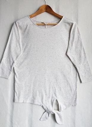 Кофта легкая свитшот блуза laura ashley
