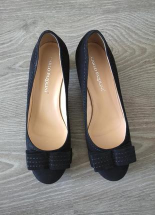 Туфли- лодочки carlo pazolini