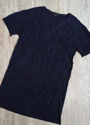 Плиссированное платье прямого кроя atmosphere размер 16