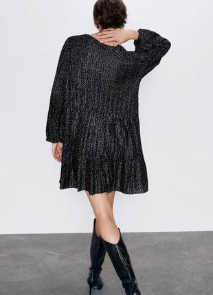 Платье зара zara xl (52-56р)