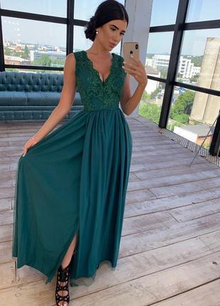 Красивое платье цвета в ассортименте
