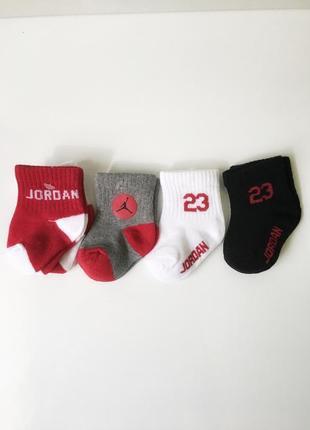 Дитячі носочки nike kids' jordan legend quarter socks