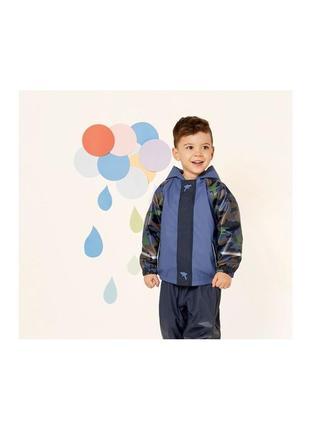 Утепленная куртка на 4-6 лет от lupilu люпилю