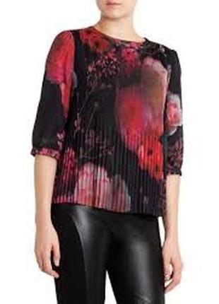Блуза брендовa ted baker fedella floral blouse оригінал