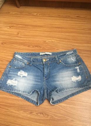 Джинсовый женские шорты, джинсовые шорты stradivarius джисові шорти
