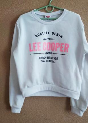 Lee cooper свитшот