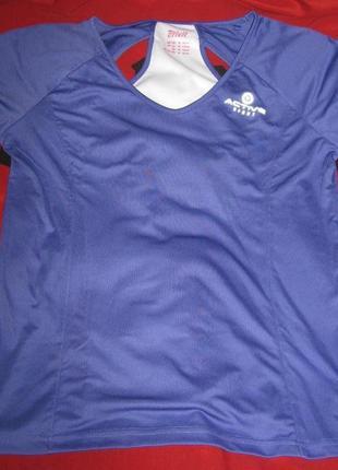 Фирменная спортивная футболка crivit active sport