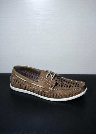 Оригинал kenji malone pu boat shoe лоферы тапочки туфли на лето clarks ecco