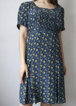 Прекрасное шелковое платье от trinny & susannah