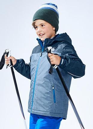 Водонепроницаемая, ветрозащитная и дышащая лыжная куртка tcm tchibo