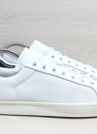 Мужские кроссовки adidas оригинал, размер 42 (rod laver vintage)