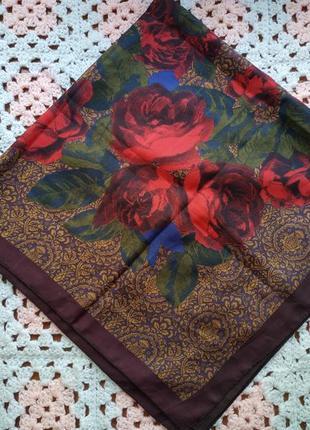 Женский платок # шарф # новый платок