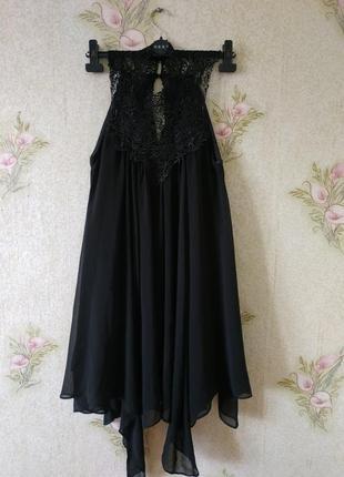 Розкошное платье # нарядное платье # маленькое чёрное платье # river island