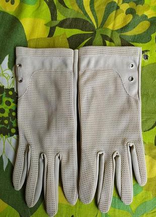 Элегантные перчатки