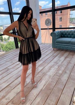 Платье сарафан пышное красивое в ассортименте