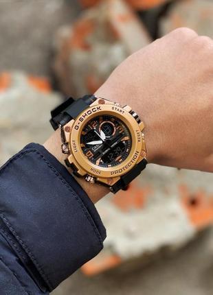 Очень крутые мужские часы casiogshock