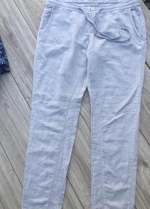 Стильные актуальные штаны брюки jogging mac zara h&m