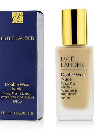 Тональное средство estee lauder double wear nude water fresh makeup spf30 1n2 ecru 30 мл