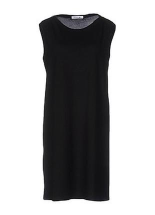 Идеальное чёрное платье от lacoste