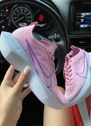 Очень стильные женские кроссовки nike vista pink