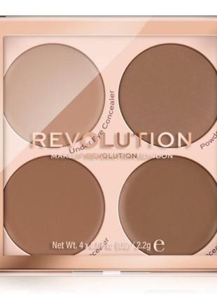 Палетка корректоров makeup révolution