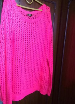 Вязанный легкий свитер kari кофта