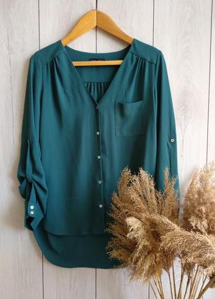 Блуза с карманом в новом состоянии