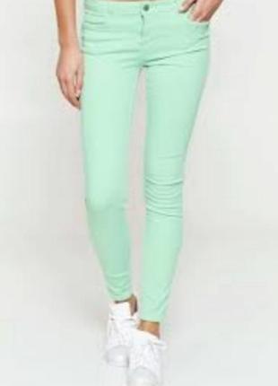 Мятные джинсы, р хс - с ,