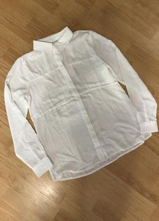 Белая рубашка only новая