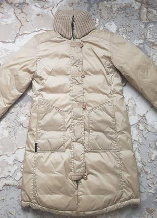 Куртка пуховик calvin klein р.s