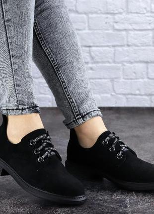Женские туфли черные prancer 2006