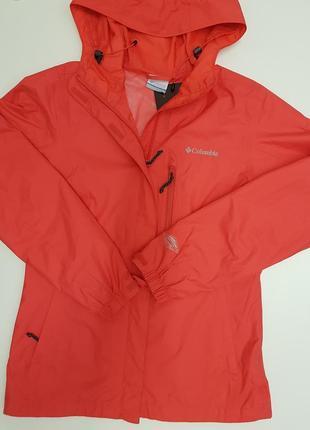 Куртка ветровка columbia оригинал с капюшоном omni tech
