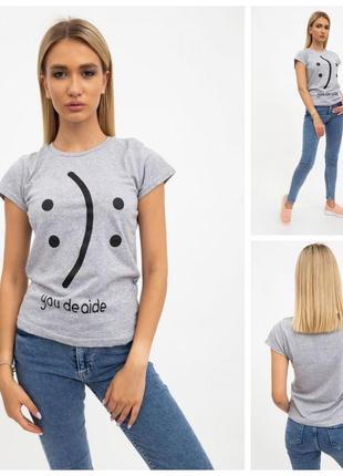 Повседневная легкая футболка женская 6 цветов