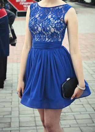 Веченее платье
