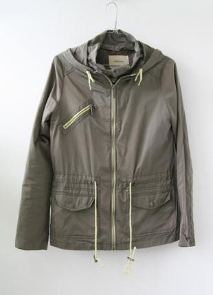 Куртка - ветровка с отстегивающейся подкладкой