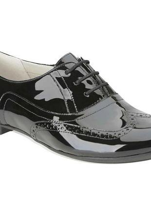Clarks carousel trick женские повседневные туфли на шнуровке