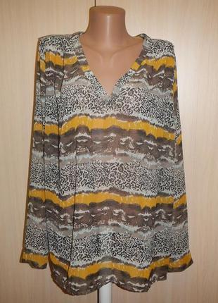 Легкая блуза vero moda p.xl